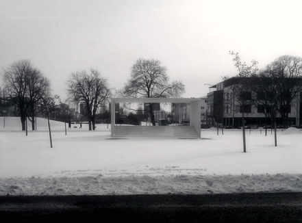 HNU / Winter 2010 / they call it Kunst am Bau