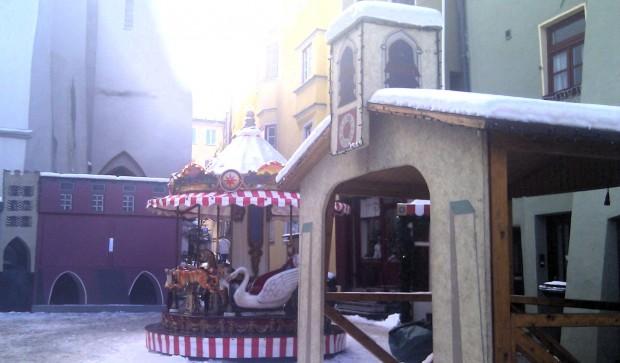 Weihnachtsmarkt Wasserburg 2012